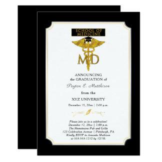 School of Medicine Doctor | Physician Graduation Card