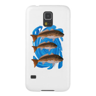 SCHOOL OF REDS GALAXY S5 CASES