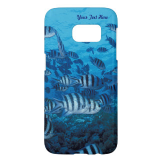 School of Striped Fish -  Case-Mate