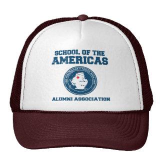 school of the americas alumni cap