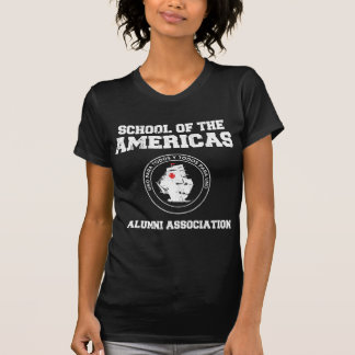 school of the americas alumni T-Shirt