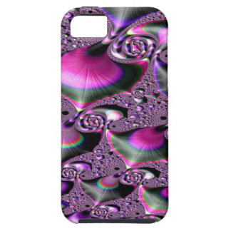 School of Tropical Diving Fish Fractal iPhone 5 Cover
