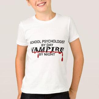 School Psych Vampire T-shirts