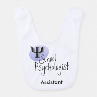 School Psychologist Assistant Bib