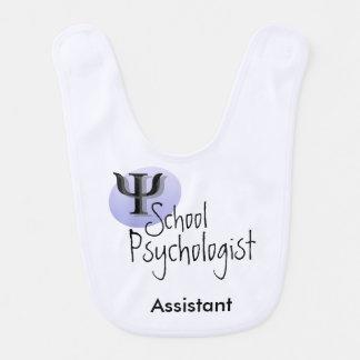 School Psychologist Assistant Bib