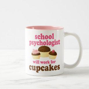 cce5c95a School Psychologist (Funny) Gift Two-Tone Coffee Mug