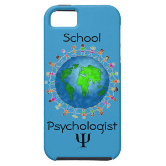 School Psychologist Global Children iPhone 5 Case