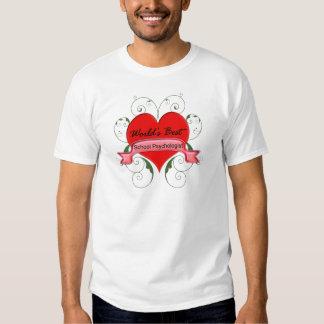 School Psychologist Tshirts