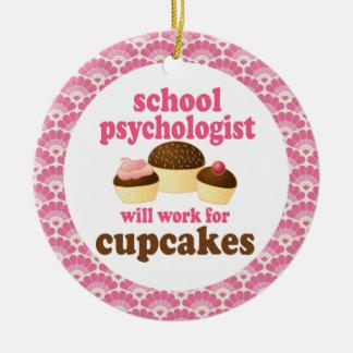School Psychology Gift Ornament