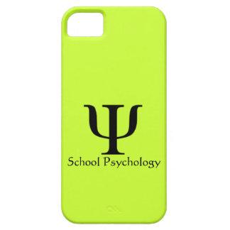 School Psychology iPhone 5 Case