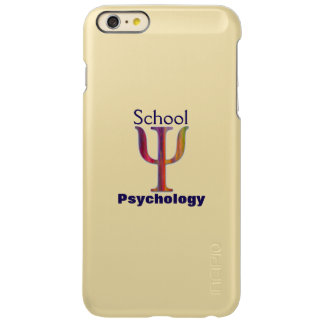 School Psychology iPhone 6 plus Case