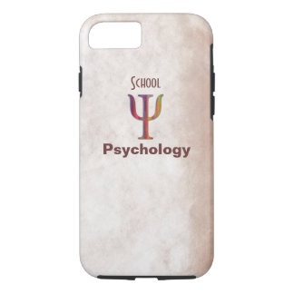School Psychology iPhone 7 Case