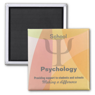 School Psychology Making a Difference Magnet