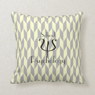 School Psychology Pillow