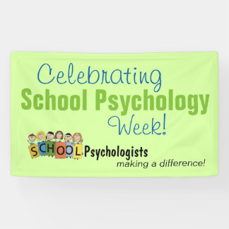 School Psychology Week Banner