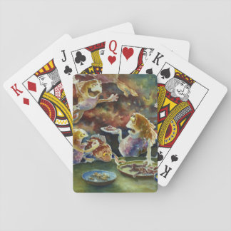 School Reunion Playing Cards