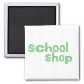 School Shop Magnet