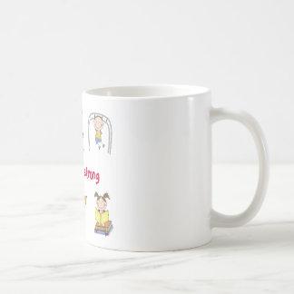 School Stick Mug