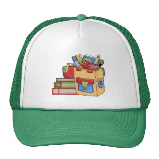 School Supplies Tshirts and Gifts Cap