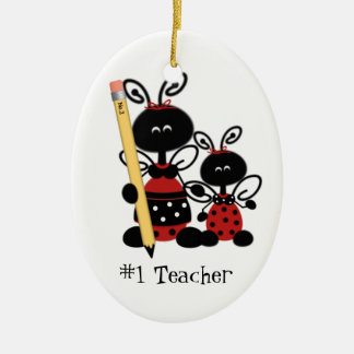 School Teacher's Gift Ornament
