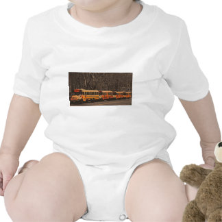 School Baby Bodysuits