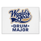 School Worlds Best Drum Major Gift Card