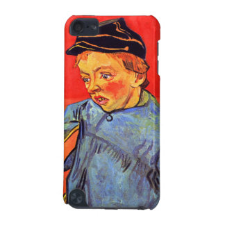 Schoolboy by Vincent van Gogh iPod Touch (5th Generation) Case