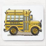 Schoolbus Mouse Pad