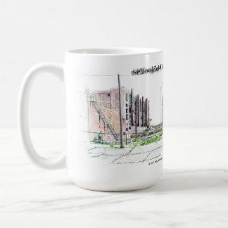 Schoolfield Mill Ghost of Danville Cofee Mug
