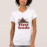 Schoolhouse 1st Grade Tee Shirt