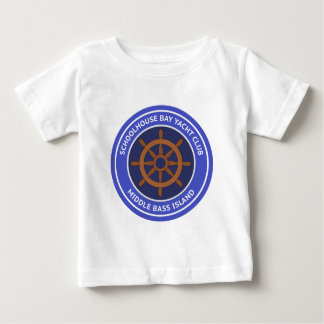 Schoolhouse Bay Yacht Club Logo Item Baby T-Shirt