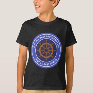 Schoolhouse Bay Yacht Club Logo Item T-Shirt