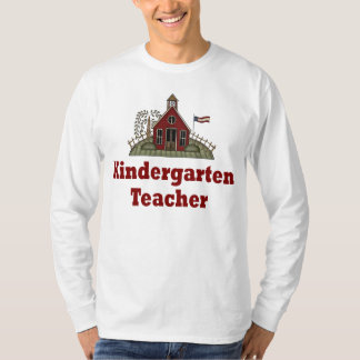 Schoolhouse Kindergarten Shirt