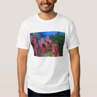 schooling Fairy Basslets  (Pseudanthias 4 Tee Shirt