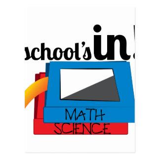 Schools In Postcard