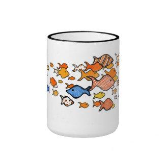 Schools of Fish Mug
