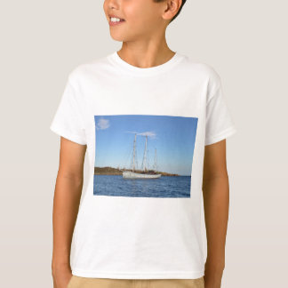 Schooner In The Isles Of Scilly T-Shirt