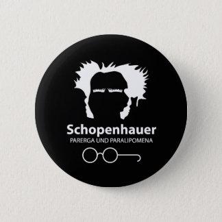 Schopenhauer Parerga Confidence ED. 6 Cm Round Badge