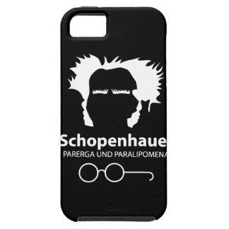 Schopenhauer Parerga Confidence ED. Case For The iPhone 5