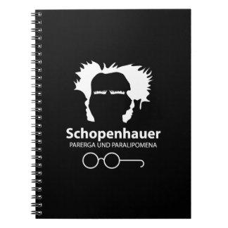 Schopenhauer Parerga Confidence ED. Notebook