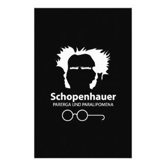 Schopenhauer Parerga Confidence ED. Stationery