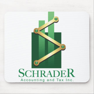 Schrader Accounting and Tax Mouse Pad