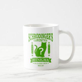 Schrodinger s Cat Funny Quantum Mechanics Paradox Mugs