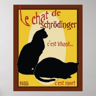Schrodinger s Cat Posters