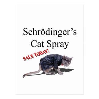 Schrodingercat Postcard