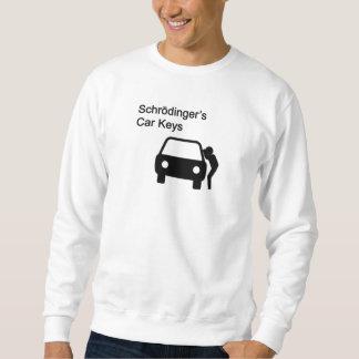 Schrodinger's Car Keys Sweatshirt