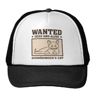 Schrodinger's Cat Cap