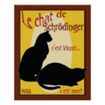 Schrodinger's Cat Posters