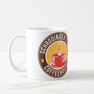 Schrodinger's Cup Coffeehouse Mug