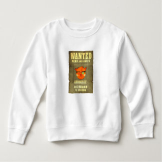 Schroedinger's cat Wanted Sweatshirt